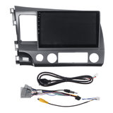 10.1Inch voor Android 8.1 Auto MP5 speler 1 + 16G Stereo Radio GPS WIFI bluetooth FM AM voor Honda Civic 2006-2011_