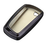 TPU Remote Smart Car Key Case Cover Fob Shell Voor BMW M5 M6 1 3 4 5 6 Series_