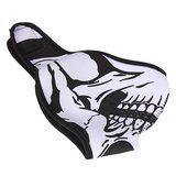 Skull Motorcycle Face Mask Facemask for Cycling Skiing Snowboard_