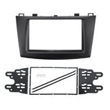 Auto Stereo Frame Beugel Facia Trim Double-DIN Car Voor Mazda 3 BL_