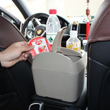 Multi-Function Auto Gebruik Arm Rest Box Opbergdoos Cup Seat Trash Can_