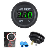 DC 12V LED Panel Digitale Voltage Meter Display Voltmeter Voor Motor Motorboot_