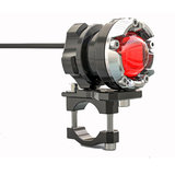 Spirit Beast 5-60V 10W LED Motorfiets Waterdichte Koplampen Spotlight Super Bright Light_