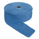 15M Blue Exhaust Header Turbo Manifold Down Pipe Insulating Wrap Heat Tape_