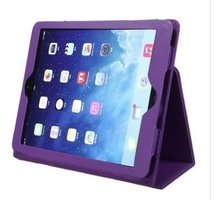 Folding Slim Thin PU Leather Stand Case Cover For iPad Air