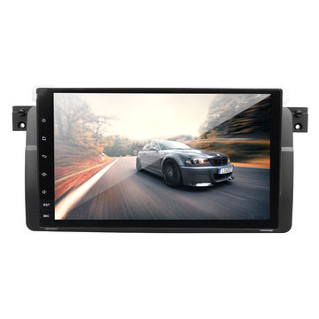 9 Inch Android 8.0 Auto Stereo GPS Sat Navigatie OBD DAB WiFi voor BMW E46 M3 Rover 75 MG ZT