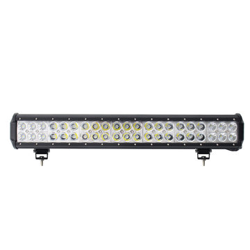 20 inch 126W waterdichte IP68 LED Light Bar Flood Spot Combo Off Road Automobielwagen Driving Lamp 10-30V