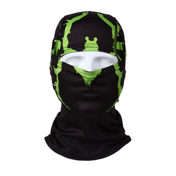 Univeral Motorcycle Ademend CS Face Mask Anti-UV Sjaal Hood Voor BATFOX F320
