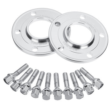 10mm Hub Alloy Centric Wheels Spacers Hubcentric Kit voor BMW E36 E46 E60 E90