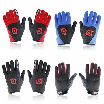 Winter Windproof MTB Motorcycle Riding Cycling Full Finger Gloves