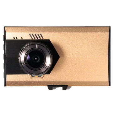 Ultra Thin Car DVR 1080P HD Video Recorder 3,0 inch LCD Night Vision Dash Camera