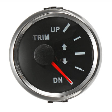 52 MM Boot Trim Gauge Marine Trim Tilt Gauge voor buitenboordmotor