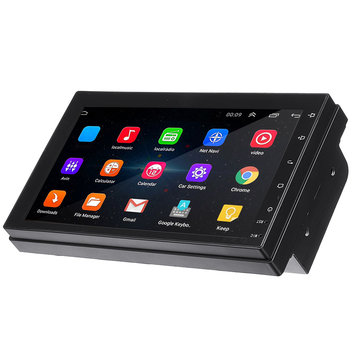 10.1 Inch voor Android 8.1 Auto Stereo Quad Core 1GB + 16GB GPS Navigatie 2 DIN Touchscreen WIFI bluetooth Mic FM-radio
