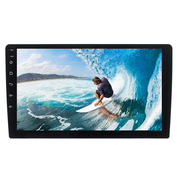9 Inch 2 Din voor Android 8.1 Autoradio Stereo Auto MP5-speler 1 + 16G GPS Touchscreen bluetooth WIFI FM