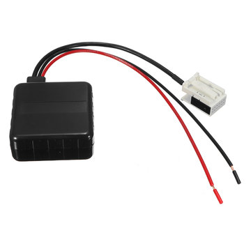 Bluetooth-radio Stereo Aux In-adapterkabel w / filter voor BMW E60 E61 E63 E83