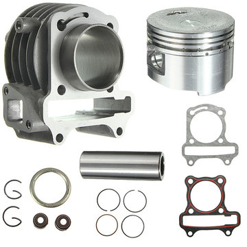 GY6 50cc tot 80cc Big Bore Kit Cilinder Ringen 139 QMB 139QMB Scooter Moped