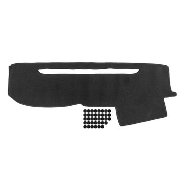 Non-slip Car Dash Mat Dashboard Sun Cover Pad Felt Fabric DashMat for Toyota 4 Runner 2003-2009