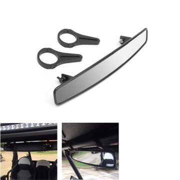 2 inch Rear View UTV Mirror Voor Yamaha Viking Polaris RZR XP1000 Can ben 2015-2017