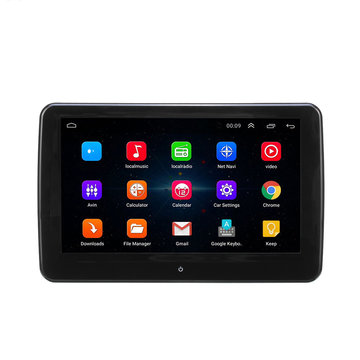 10.1 Inch Android 7.0 4K FHD Touch bluetooth FM WIFI autoradio GPS Mp5-speler
