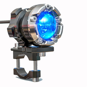 Spirit Beast 5-60V 10W LED Motorfiets Waterdichte Koplampen Spotlight Super Bright Light